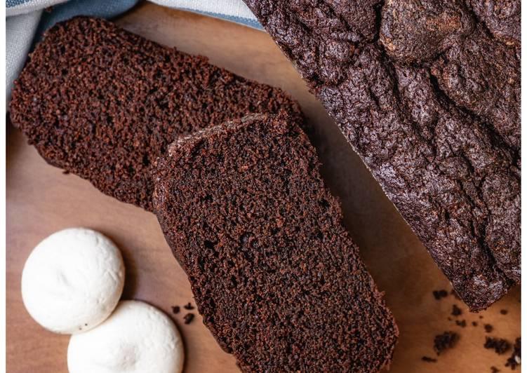 Cake Choco-Café sans Lactose