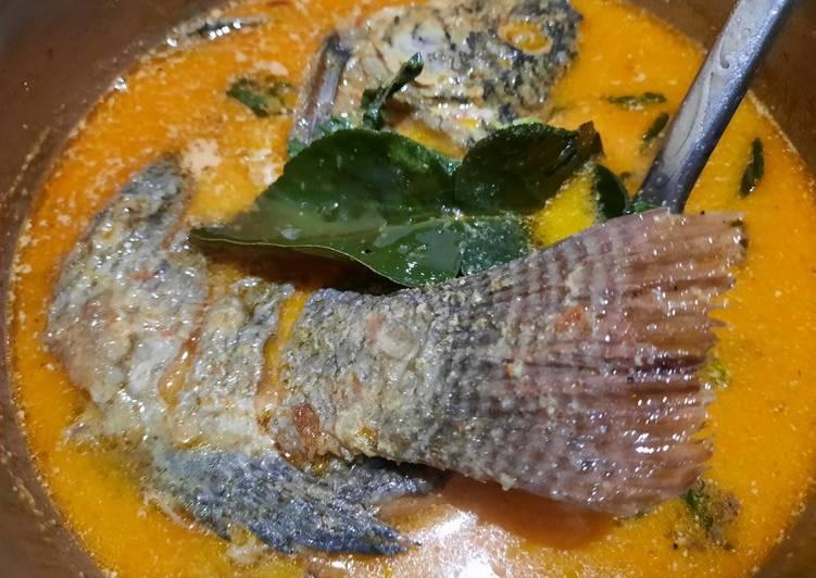 Kotok ikan mujaer