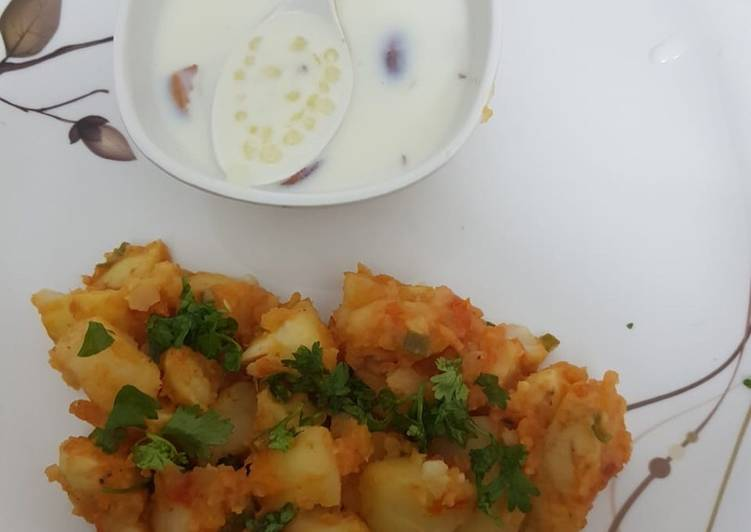 30 Minute Dinner Ideas Quick Navratri special aalu