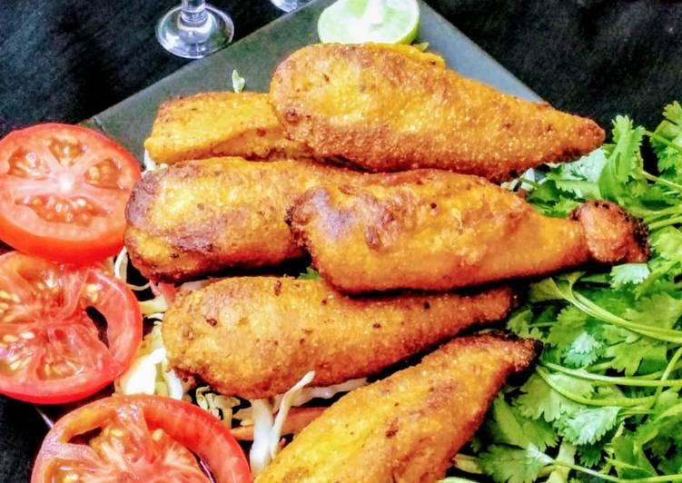 lote macher chop recipe in bengali লটে মাছের চপ (Lote macher chop recipe in Bengali)