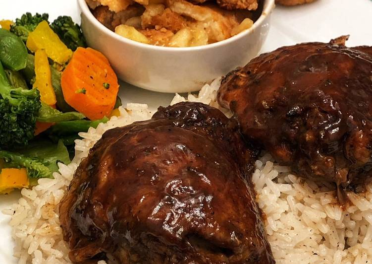 How to Make Appetizing Instant Pot Jamaican Jerk Chicken Thighs