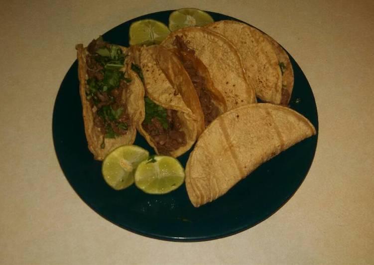 "Carne Asada ""STREET"" Tacos"