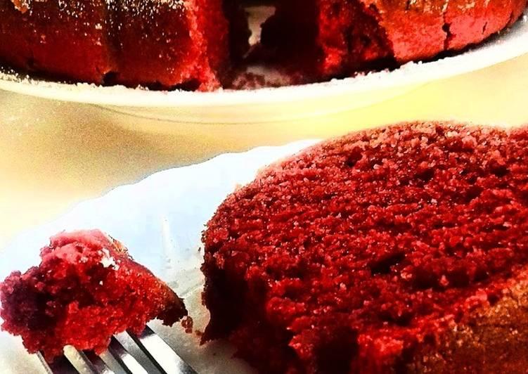 Easiest Way to Cook Tasty Red Velvet Bundt Cake #eastercontest