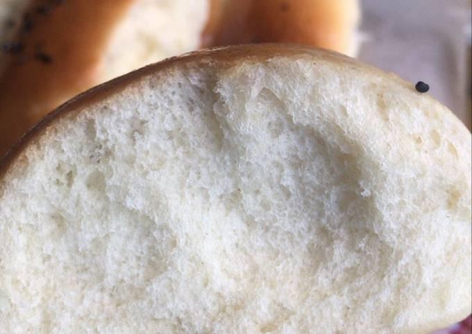 Roti Abon Lembut (poolish method)