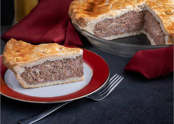 Easiest Way to Cook Perfect My Tourtiere