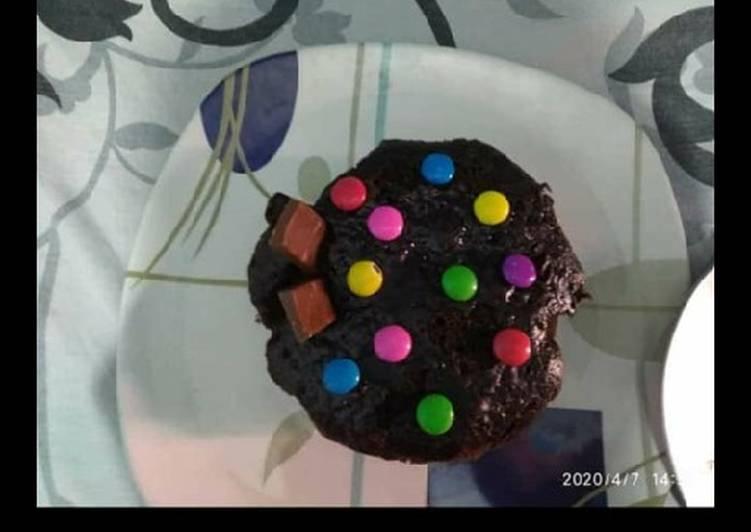 My favorite dish chocolate cake