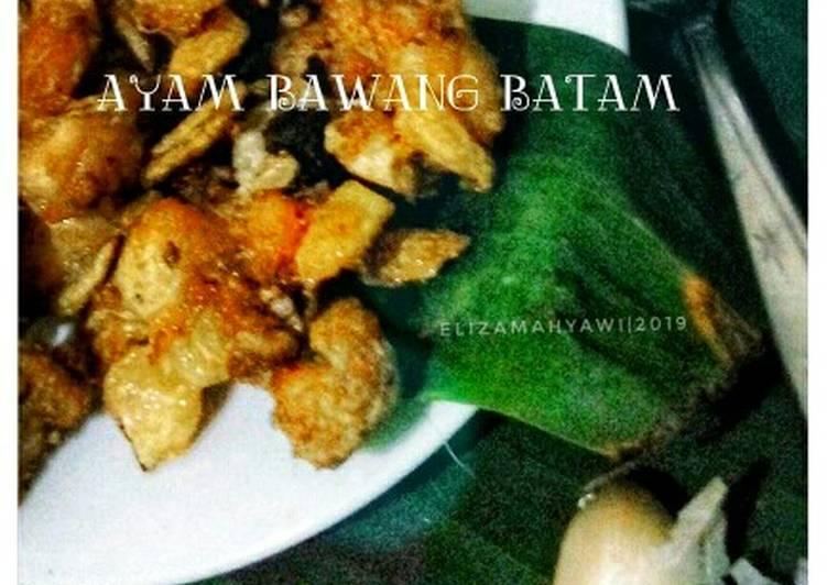 Ayam bawang batam