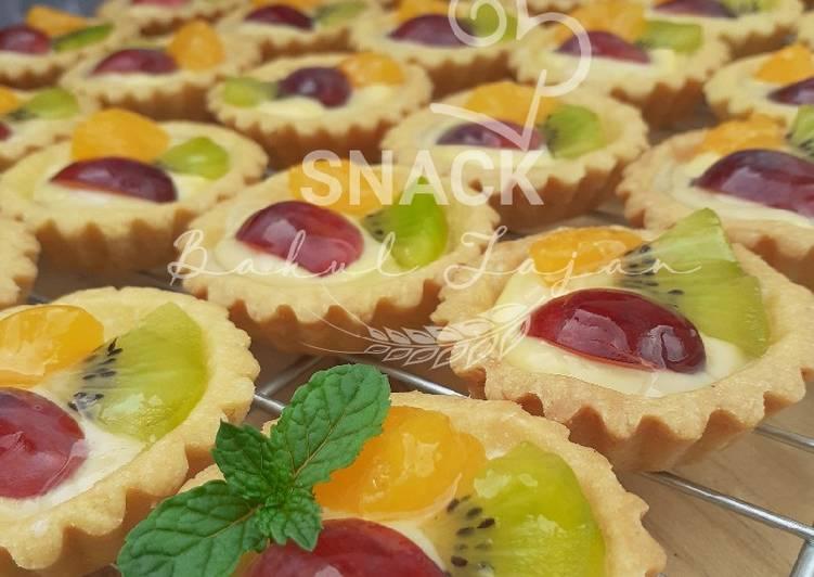 Resep Pie buah Bikin Ngiler