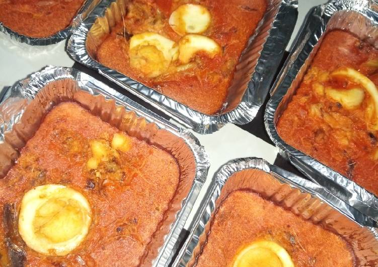 "Easiest Way to Prepare Favorite Moimoi ""oven baked"""