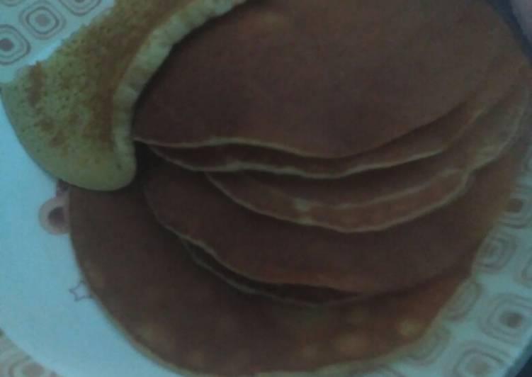 Pancake (takaran sendok)