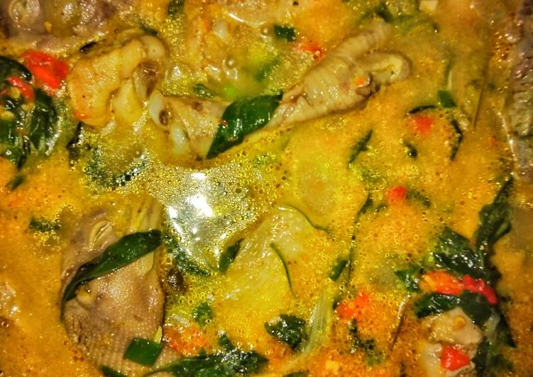 Resep Sempurna Kare Ayam Pedas Kemangi