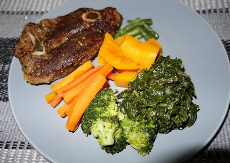 Recipe: Yummy Roast Lamb