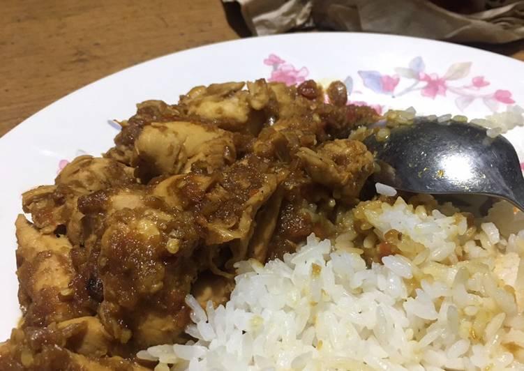 Rica Ayam Pedas Rendah Kalori