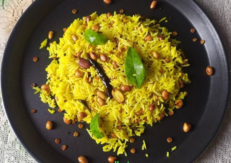 Steps to Prepare Award-winning Lemon Rice