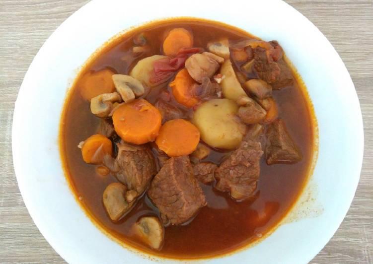 匈牙利炖牛肉 Beef Goulash