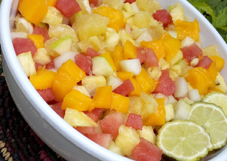 How to Make Any-night-of-the-week Fruit Salad
