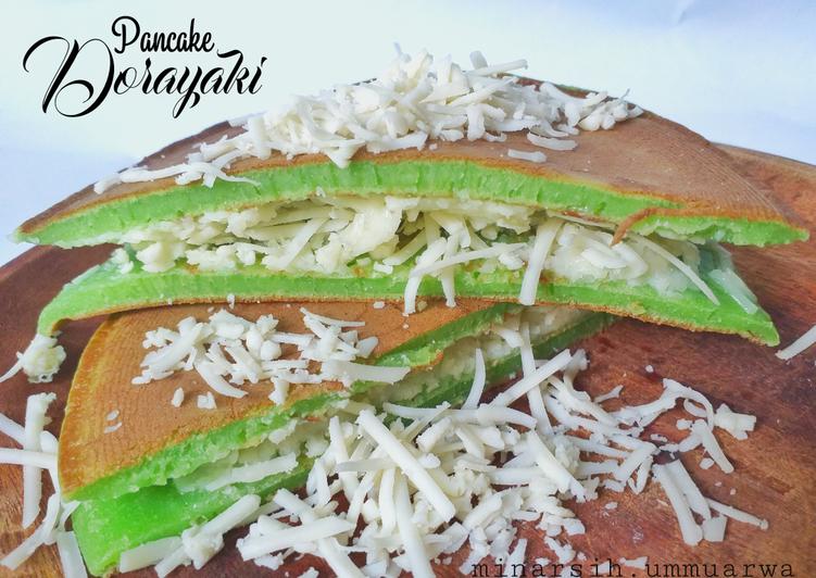 Resep Pancake Dorayaki¹ #154⁶ Bikin Ngiler