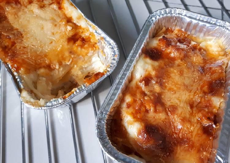 Lasagna La Fonte Ayam