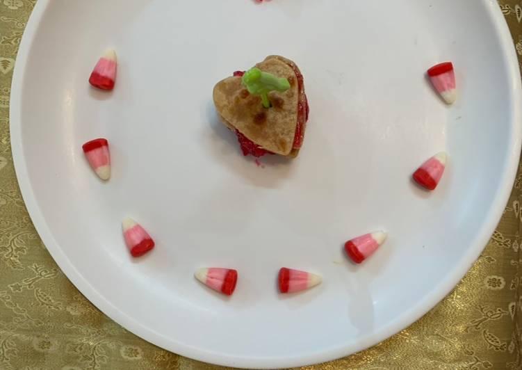 Paratha sandwich