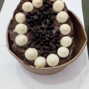 Huevos de chocolate de Pascua rellenos