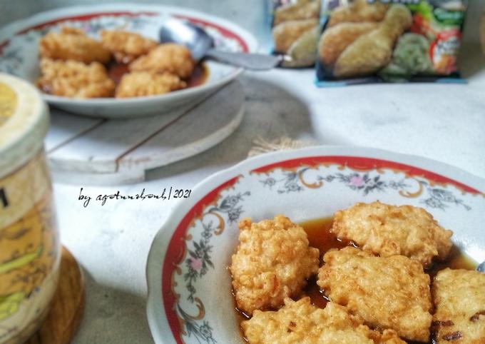 Cireng Nasi Kuah