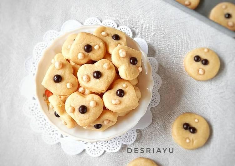 Cookies Santan