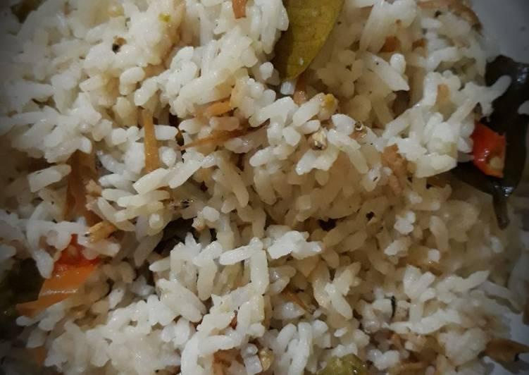 Nasi Liwet Mercon 🌶🌶 - cookandrecipe.com