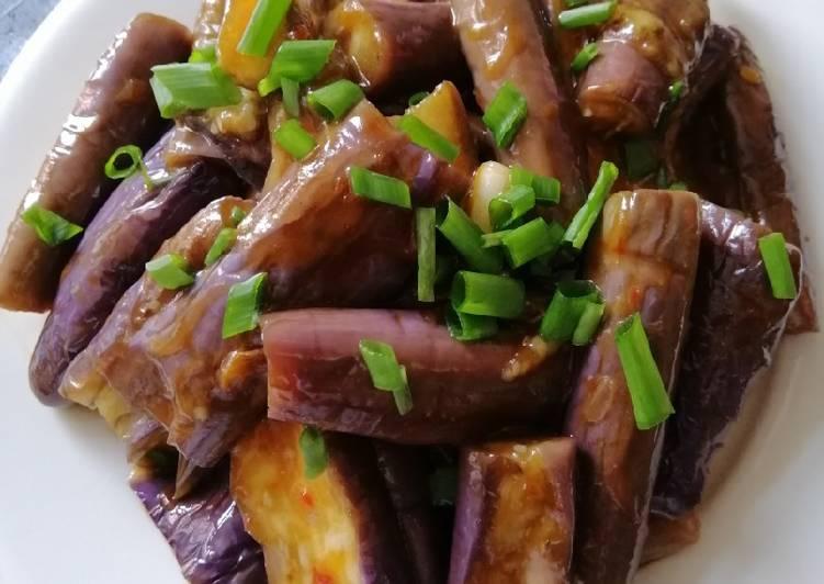 Eggplant in Chilli Paste