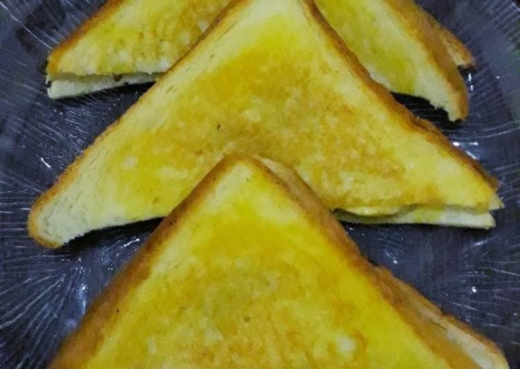 Resep Roti bakar 4S (sangat simple suka suka)🤗😆 Paling Top