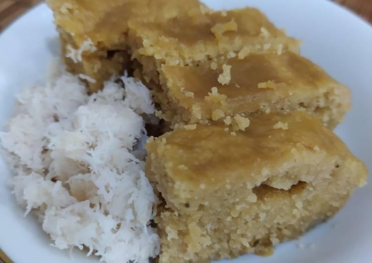 Apem Pisang Gula Merah - ganmen-kokoku.com