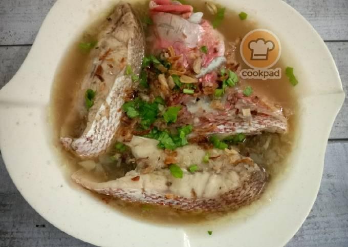 Resep Sup Ikan Merah Anti Gagal