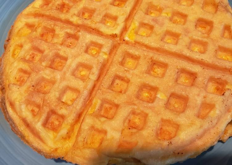 Keto Waffle