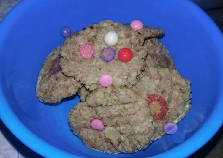 Quaker Oat Milo Cookies