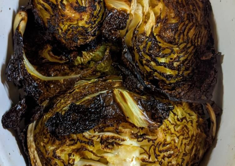 Easy to Prepare Perfect Cabbage steak