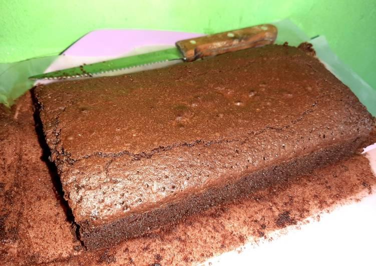 Cara Gampang Membuat Brownies Panggang Endesss yang Lezat Sekali