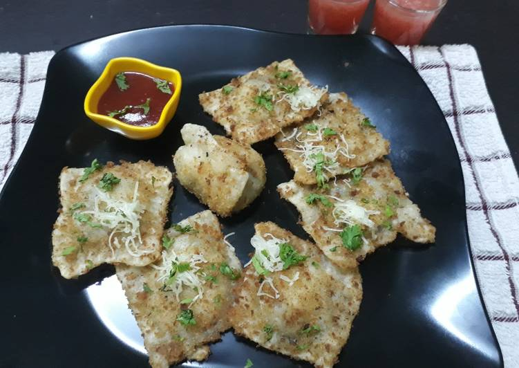 How to Make Delicious Crispy Ravioli