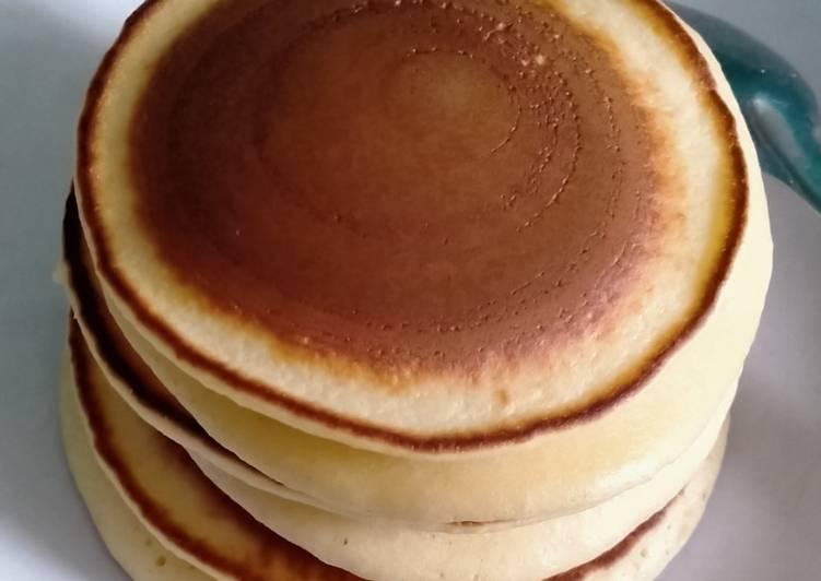 Pancake sederhana