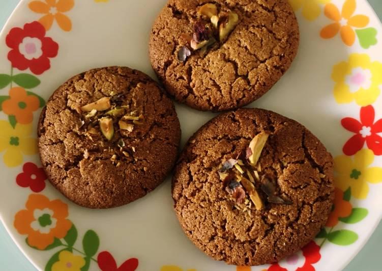 Gluten-free, Amaranth Cookies