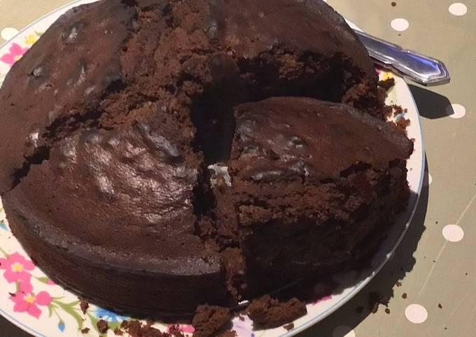 Simple Way To Prepare Super Quick Homemade Chocolate Cake Flavor Recipe