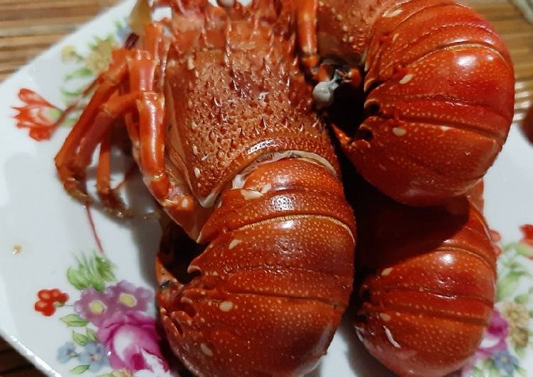 Resep Baby Lobster Rebus Oleh Emma Fitriani Cookpad
