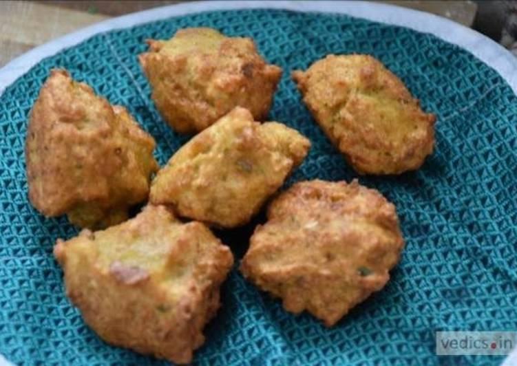 Falafel recipe – with indian twist