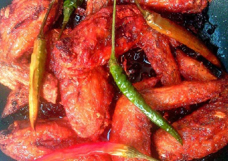 Recipe of Most Popular Pilipili Chicken Wings