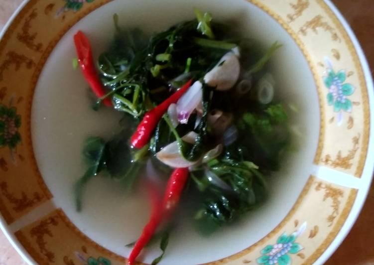 Sayur Bening Kangkung