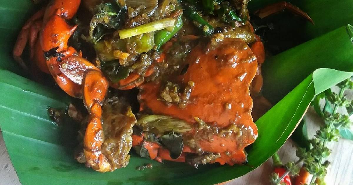 130 Resep Kepiting Bakar Daun Enak Dan Sederhana Ala Rumahan Cookpad