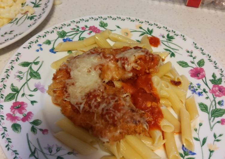 How to Make Perfect Chicken parmesan