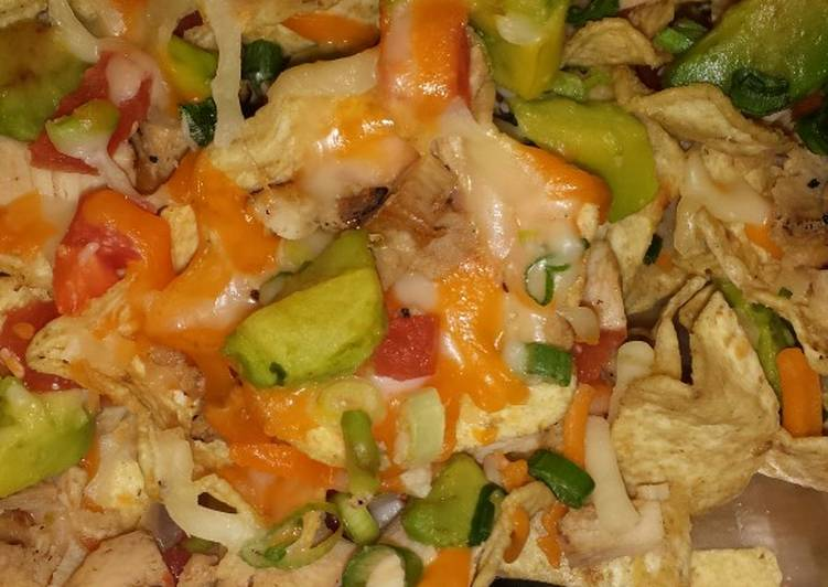 Recipe: Delicious Gotta love nachos