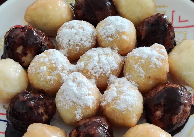 Recipe of Award-winning Donut bites