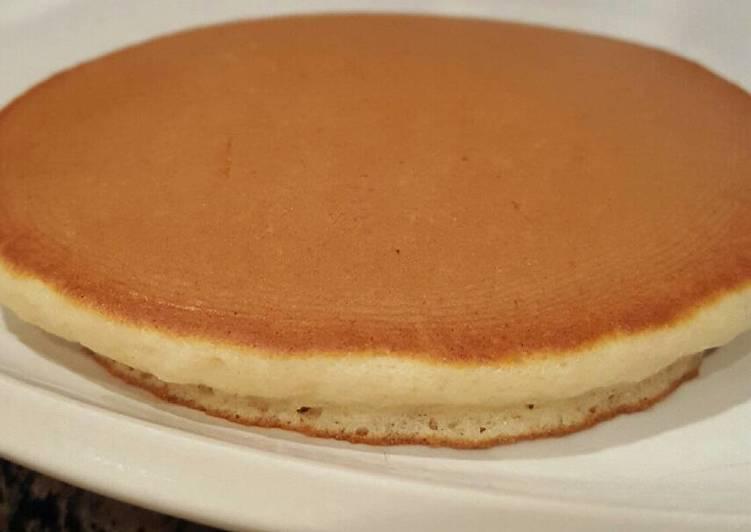 Simple Pancake Batter