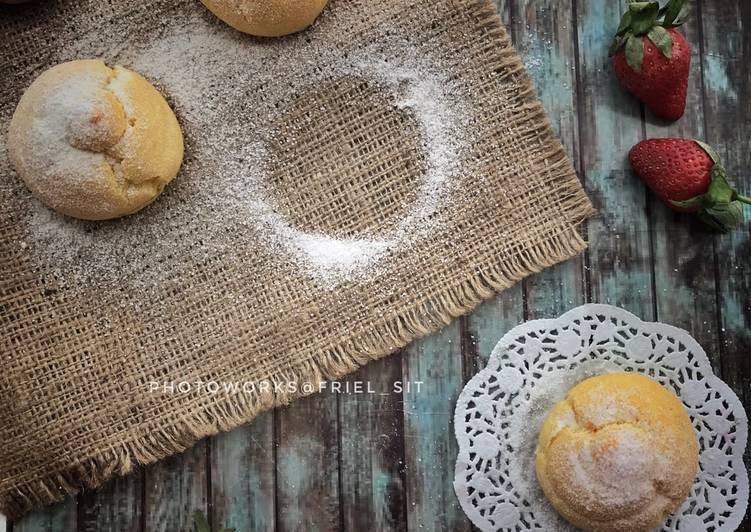 Classic cream puff / soes vanila #pr_soesbukansusi