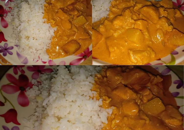 Steps to Make Most Popular Thai Massaman Curry